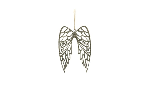 Angel Wings Tree Decoration