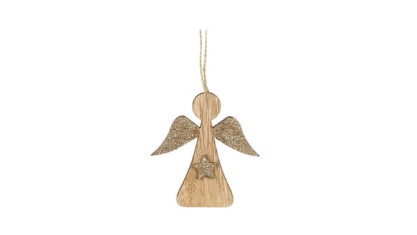 Angel tree decoration - Star